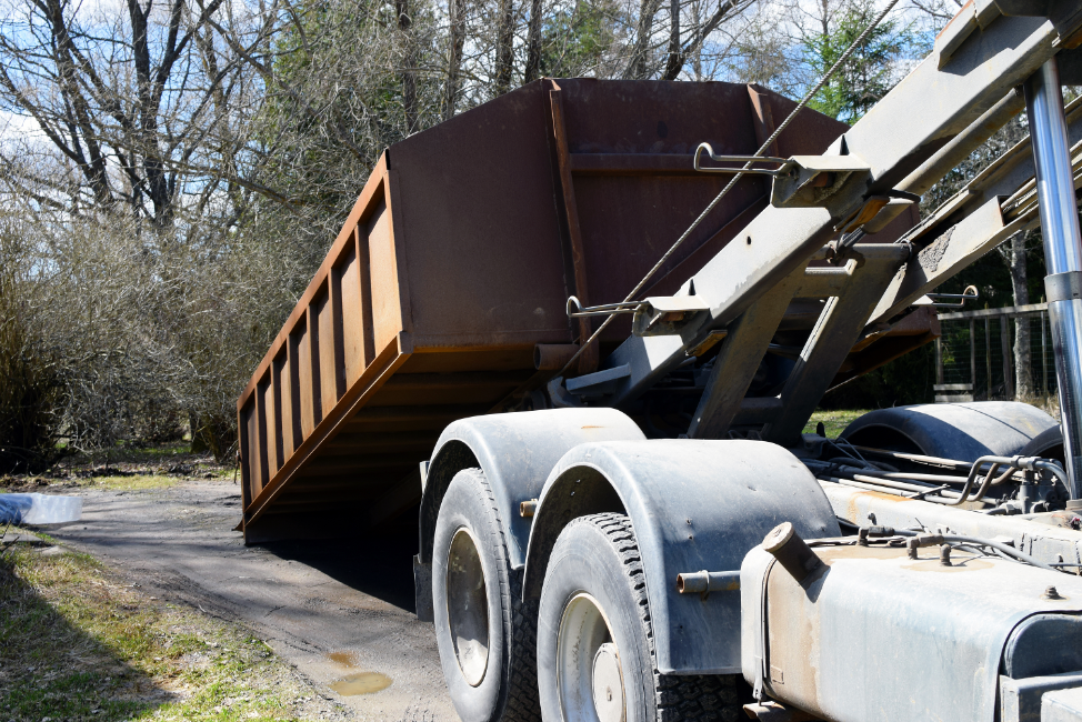 Five Uses for a Roll-off Dumpster Rental in West Allis
