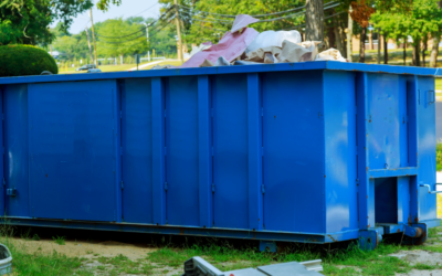 How Renting a Dumpster Makes Cleanup Easier: Insights from a Cedarburg Dumpster Rental Company