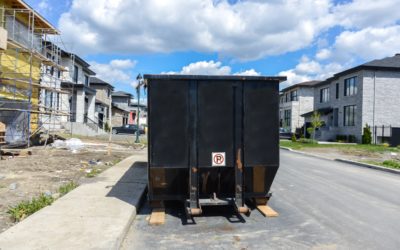 The Right Dumpster Size for a Roofing Project in Fox Point; Tips from a Fox Point Dumpster Rental Company