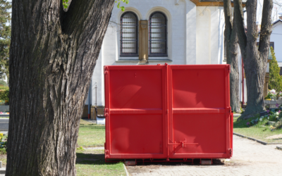 Five Dumpster Rentals Benefits for You to Know: Insights from a Sturtevant Waste Disposal Company