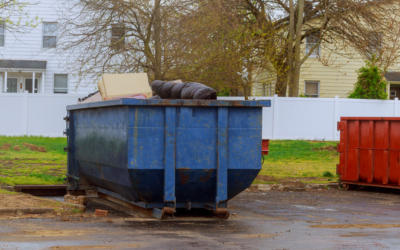 Can a Dumpster Benefit You? A Mt Pleasant Dumpster Rental Company Discusses