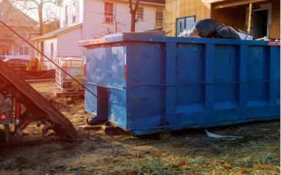 Dumpster Rental in Burlington: Five Occasions Where a Dumpster Might Be Necessary