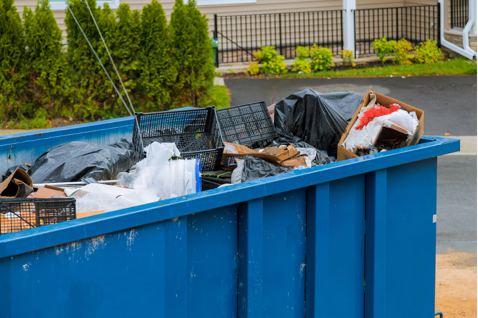 Dumpster rental in New Berlin, Wisconsin