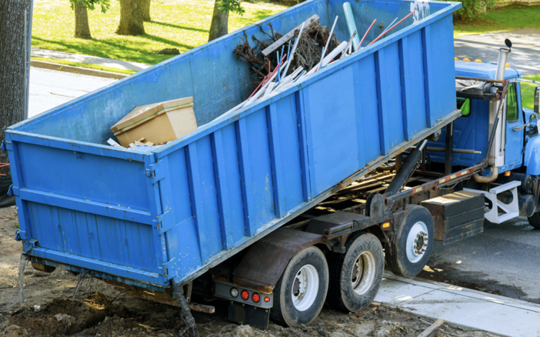 When is a Dumpster Beneficial? Four Situations Where You Can Take Advantage of a Franklin Dumpster Rental