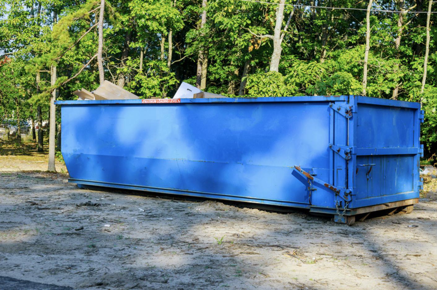 Dumpster rental in Brookfield, Wisconsin