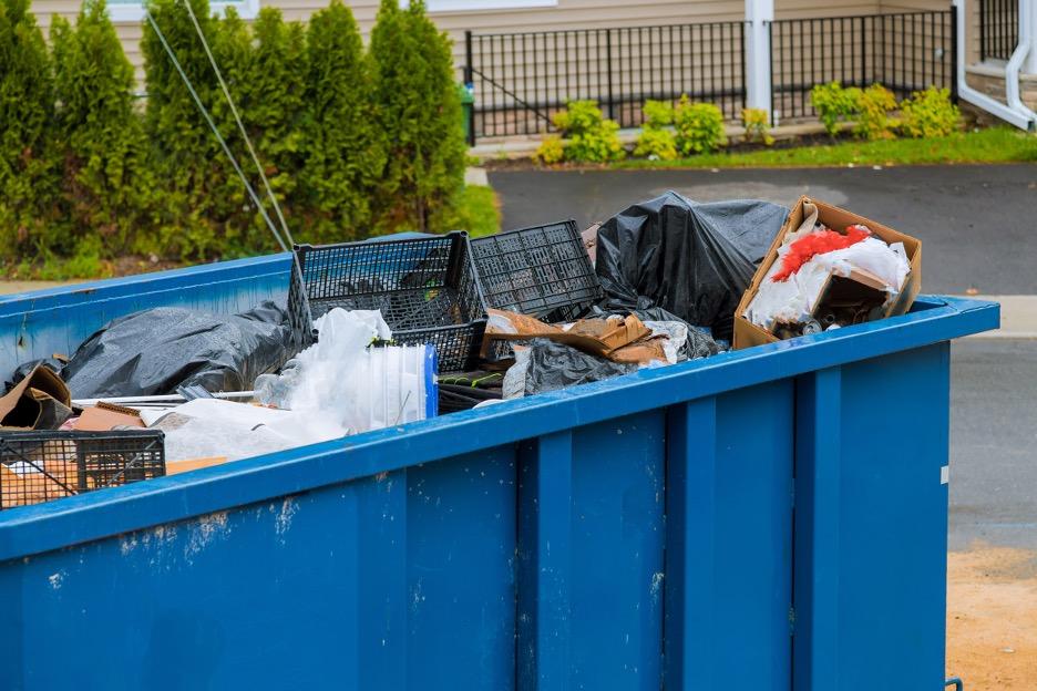 Dumpster rental company in New Berlin, Wisconsin