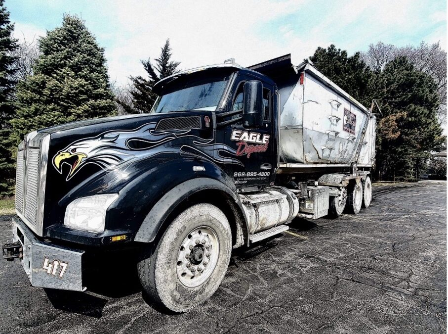 Dumpster rental service in South Milwaukee, Wisconsin